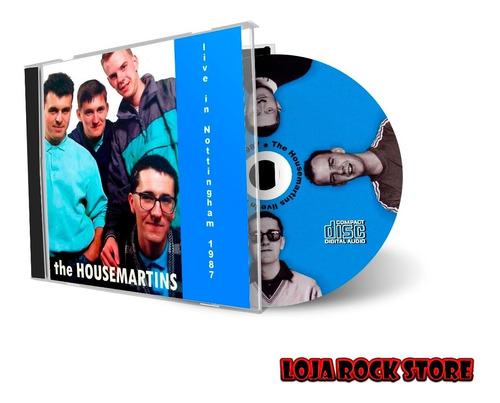 Cd - The Housemartins Live In Nottingham 1987 Original