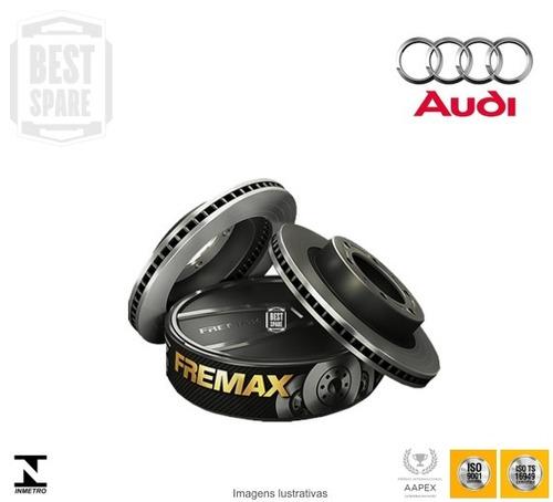Disco De Freio Traseiro Audi Q3 1.4 2016 Em Diante