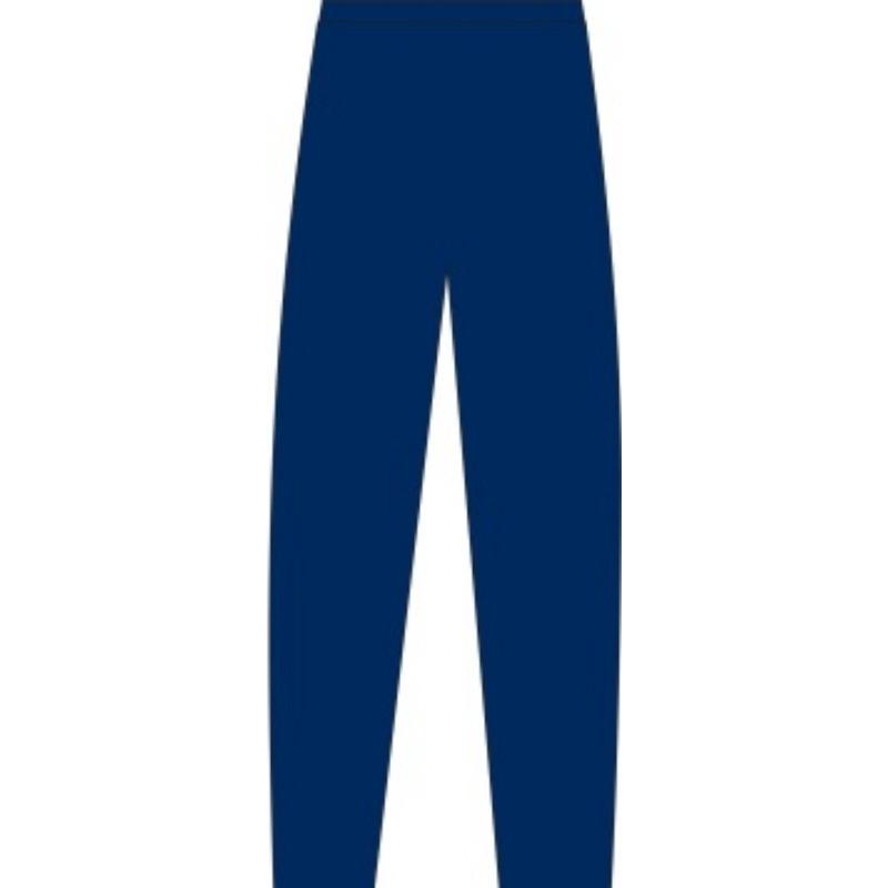 Calca de Educacao Física Azul -  Soldado  / Cabo