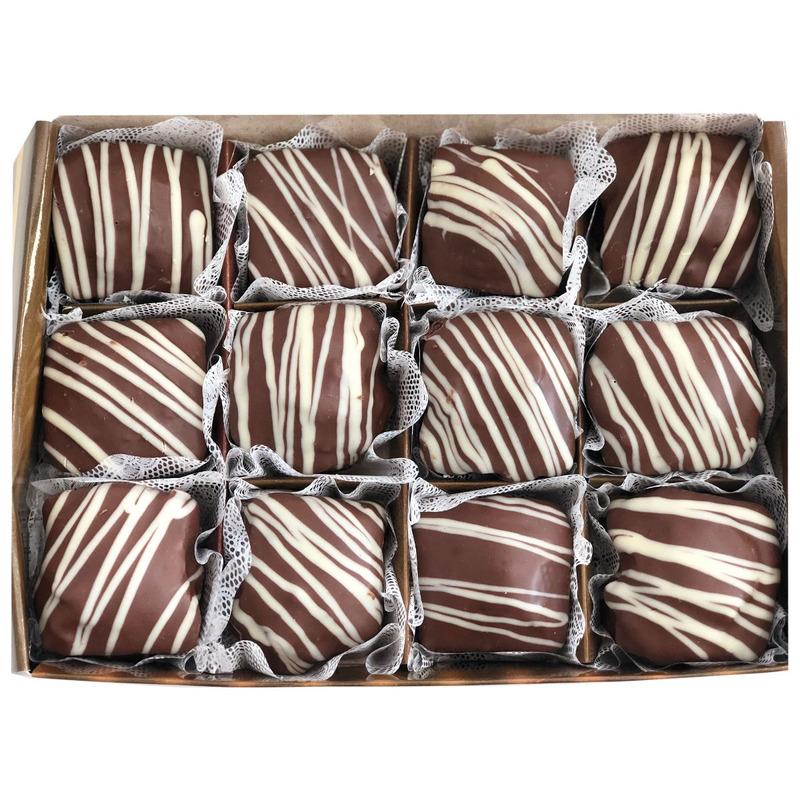 Caixa Pão de Mel Mousse com 12 unidades