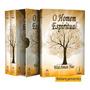Box O Homem Espiritual (vols. 1, 2 E 3) Watchman Nee