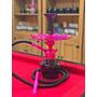 Narguilé Triton Zip Rosa Setup Completo