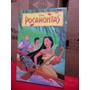 Pocahontas Disney Livro Infantil Capa Dura