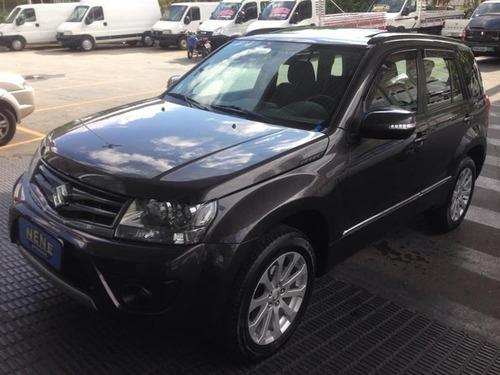 Suzuki Grand Vitara 2.0 4x4 16v Gasolina 4p Automático 2014