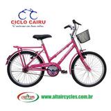 Bicicleta Cairu Gênova