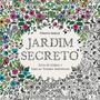 Livro De Colorir Antiestresse Jardim Secreto