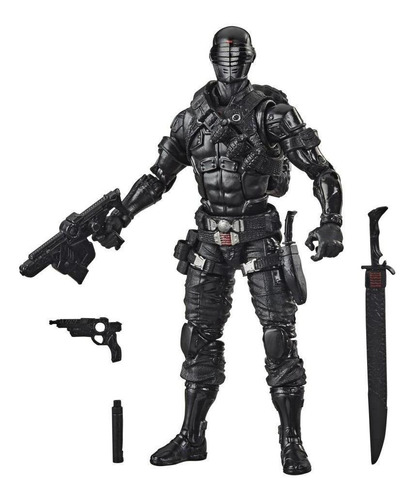 Gi Joe Classified Series Snake Eyes (2)  - Hasbro E8346 Original