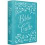 Bíblia Do Culto Arabesco Turquesa