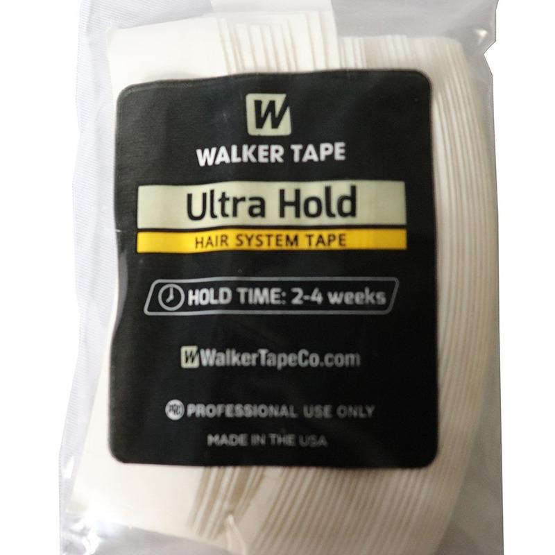 Fita Prótese Capilar Peruca Walkertape Ultra Hold 36 Uni 2cm