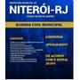 Apostila Guarda Municipal Niterói 2019 Digital Atualizada!!!