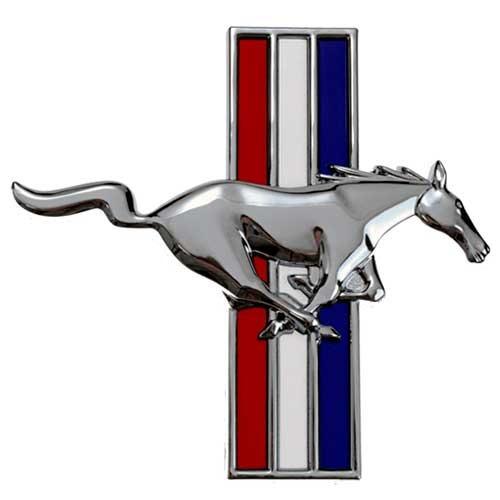 Emblema Cavalinho Paralama Direito  Mustang 94-95 * Original