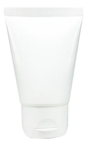 Bisnaga Plástica Branca 30ml C/ Tampa Flip Top (50 Unid) Original
