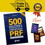 Apostila Caderno 500 Questões Comentadas Prf 2018
