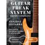 Curso Completo De Violão E Guitarra [guitar Freak System]