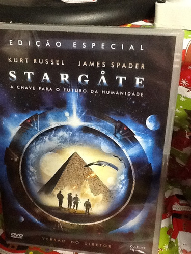 Dvd Stargate O Filme