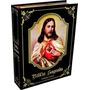 Bíblia Sagrada Católica Luxuosa Capa Preta