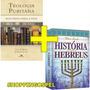 Livro Teologia Puritana Doutrina História Dos Hebreus Cpa