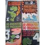 Kit Com 4 Livros As Anedotas Do Pasquim A8