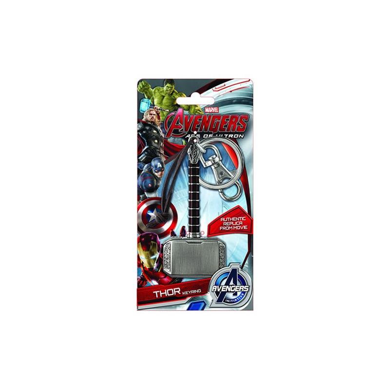 Chaveiro Martelo Thor Mjolnir - Monogram - Marvel