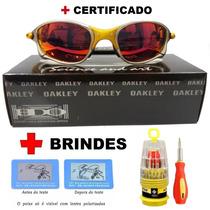 0f141d85bc87f Comprar Óculos Oakley Double Xx 24k Ruby + Kit Chaves + Certificado