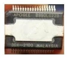 2 Peças Circuito Integrado Ddx2100 - Smd Original