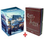 Box Livro Harry Potter 7 Volumes Guia Cinematografico