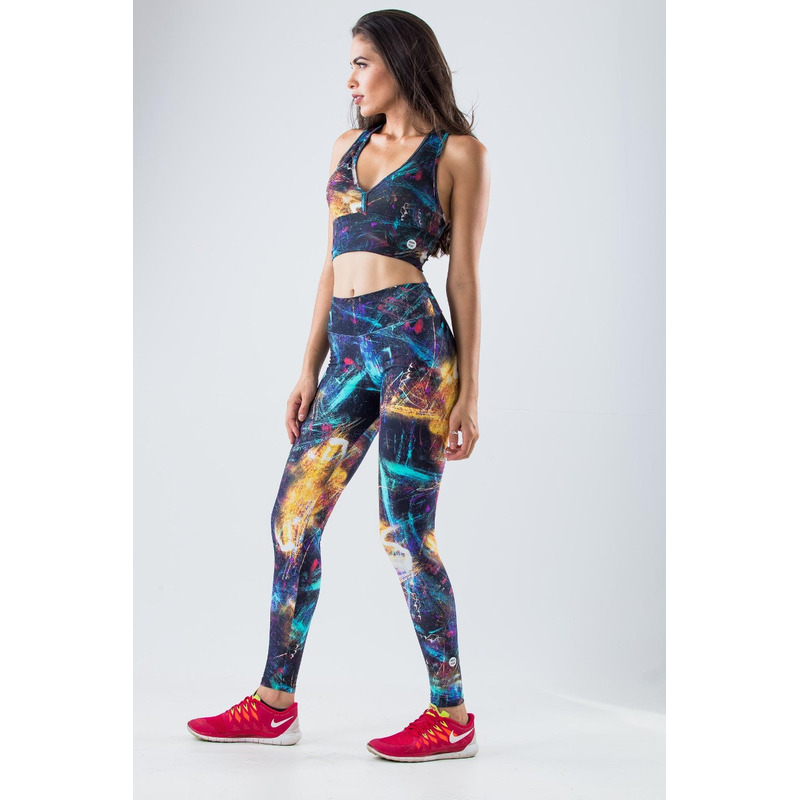 Legging Estampada Light Plus Lumi