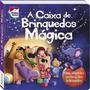 Livro Sonoro A Caixa Magica De Brinquedos Com 8 Sons