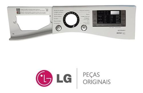 Painel Display Lava E Seca LG Nas106f1wbr Agl73858772 Original