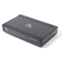 Switch Mini 16 Portas Multilaser - RE116