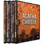 Coleção Agatha Christie Caixa 3. (capa Dura)