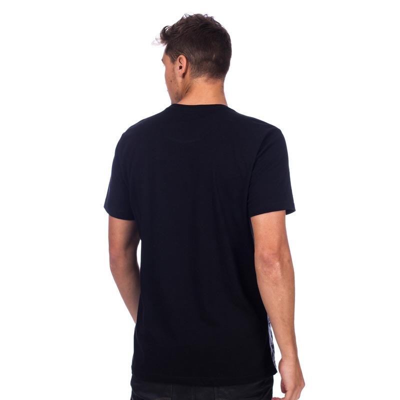 Camiseta Long Island Coqueiros Preta