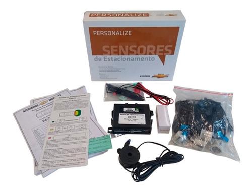 Kit Sensor De Estacionamento Cobalt 2012 2013 2014 Original