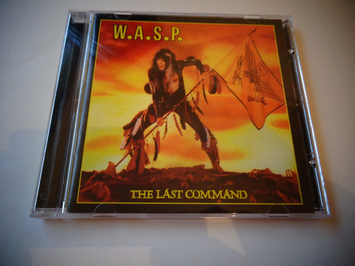 Cd Wasp - The Last Command