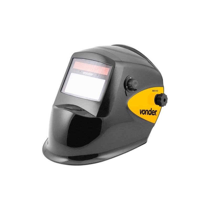 Máscara de Solda Automática Tonalidade 9 a 13 Vonder - MSV913