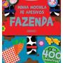 Minha Mochila De Adesivos Fazenda, Igloo Book 2018