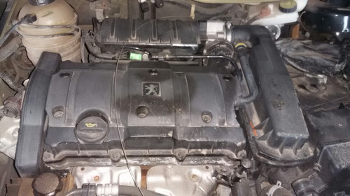 Motor Peugeot 207 Passion Xs 2012 1.6  16 V