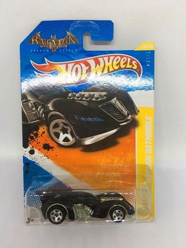 Hot Wheels - Batman Arkham Asylum Batmobile - Mainone 2011 Original