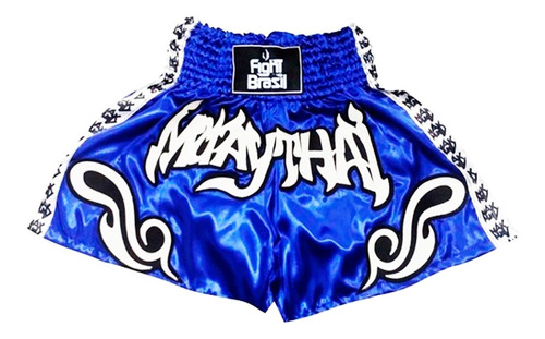 Shorts Muay Thai Tribal - Cores - Fight Brasil Original