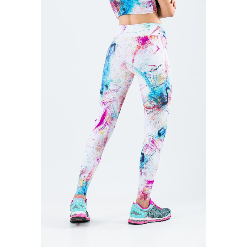 Legging Estampada Lumi Clear