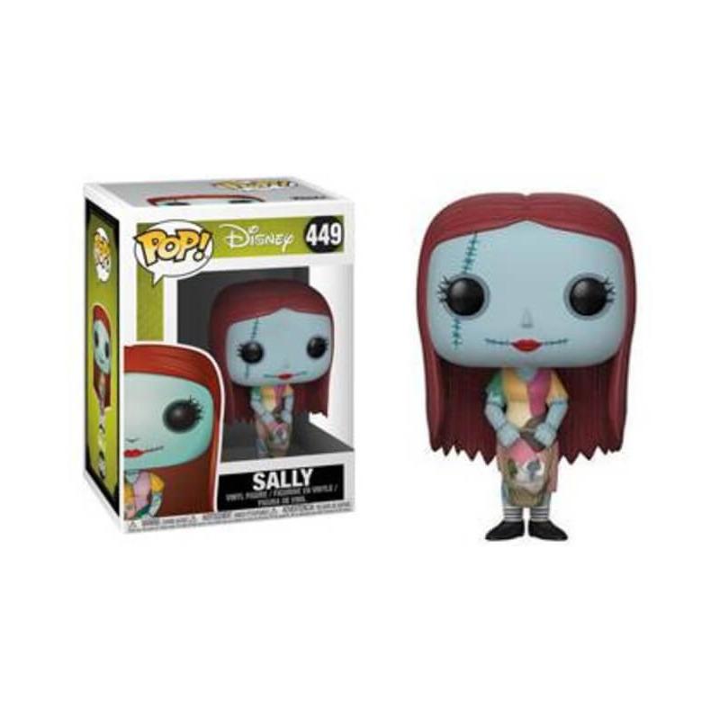 Sally Pop Funko #449 - NBX - O Estranho Mundo de Jack - Disney