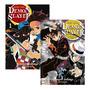 Mangás Demon Slayer ( Kimetsu No Yaiba ) Nº 1 E 2
