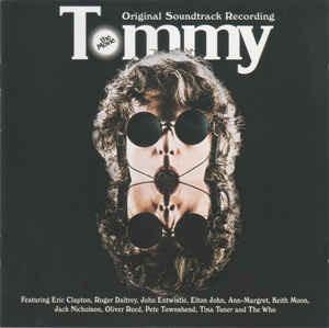 Cd Tommy Soundtrack  2 Cds Eric Clapton, Elton John Original