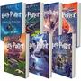 Kit Harry Potter Coleção Completa (7 Livros) Lacrado