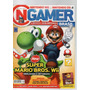 Revista De N Gamer Brasil Super Mario Bros.wii#30/2009