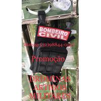 Pochete / Bolsa / Bornal de Perna BOMBEIRO CIVIL