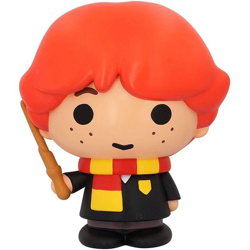 Busto Cofre Ron Weasley - Harry Potter Bust Bank - Monogram