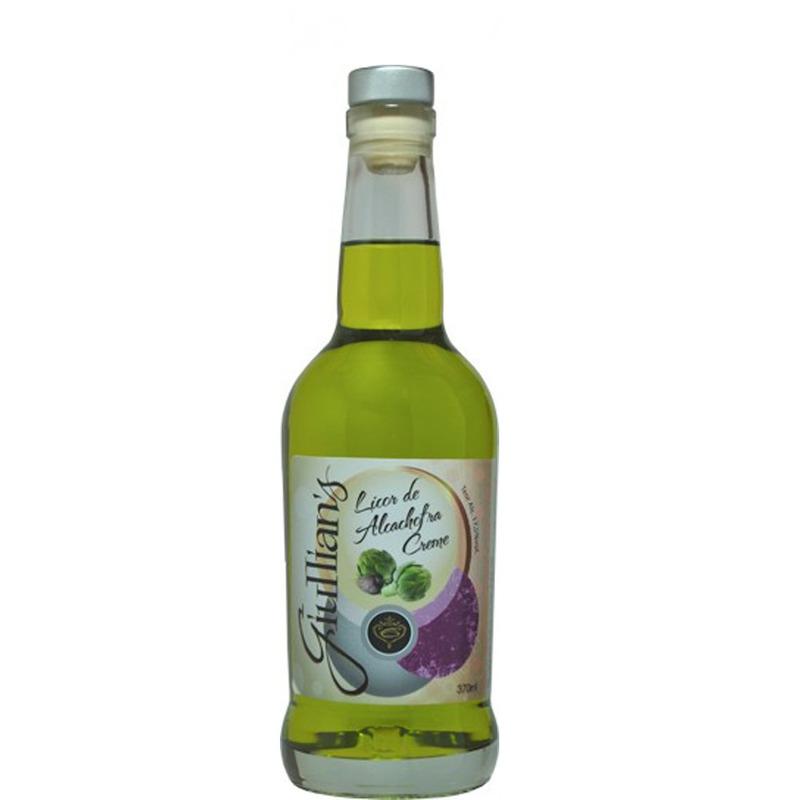 Licor de Alcachofra Creme 370ml - Giullian's