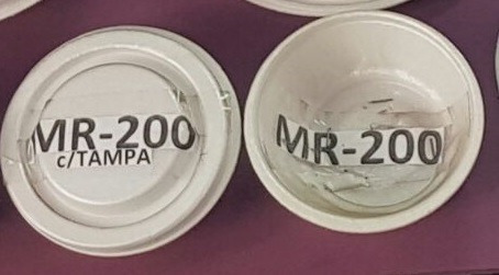100 - Cuias / Cumbucas / Pote De Isopor - 200 Ml Sem Tampa