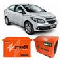 Bateria 60 Amperes Prisma 1.4 Joy Maxx 07/12 12 Volts Strada